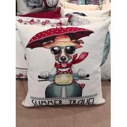 Испанска декоративна възглавница с цип - ПРИЯТЕЛ от StyleZone