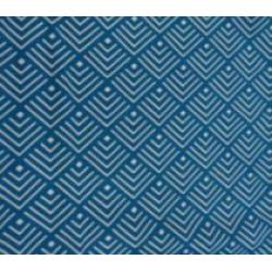 Луксозна покривка за маса - ГЕОМ ТЮРКОАЗ от StyleZone