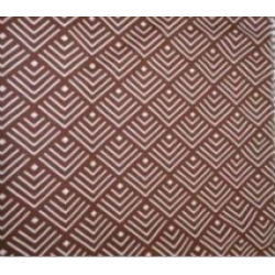 Луксозна покривка за маса - ГЕОМ КАФЯВА от StyleZone