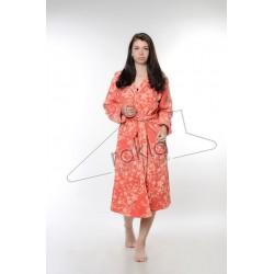 Удобен халат за баня 100% памук- ДИА от StyleZone