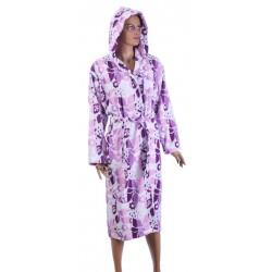 Удобен халат за баня 100% памук- ЕЛИ от StyleZone