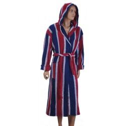 Удобен халат за баня 100% памук- ТОНИ от StyleZone