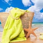 3D детска плажна кърпа  - АНА И ЕЛЗА от StyleZone