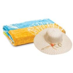 Плажна кърпа от висококачествен 100% памук - МИДИ от StyleZone
