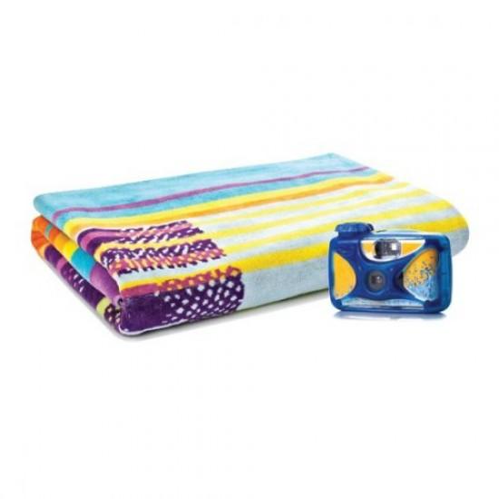 Плажна кърпа от висококачествен 100% памук - ОКЕАН от StyleZone