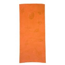 Плажна кърпа от висококачествен 100% памук - СЪНШАЙН от StyleZone