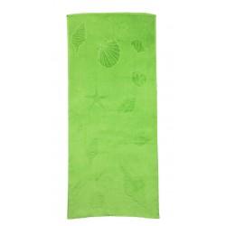 Плажна кърпа от висококачествен 100% памук - ВЕРДЕ от StyleZone
