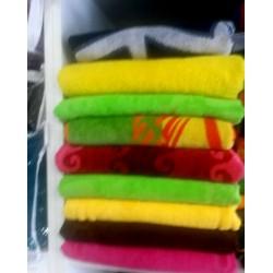 Двулицева плажна кърпа от висококачествен 100% памук - StyleZone от StyleZone