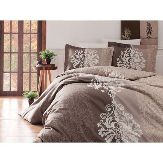 Луксозно спално бельо от сатениран памук- HYPNOZ VIZON от StyleZone