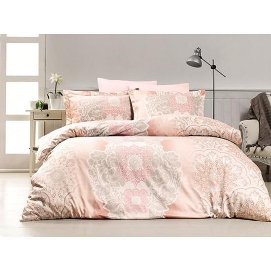 Луксозно спално бельо от сатениран памук- LENKA от StyleZone