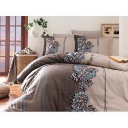 Луксозно спално бельо от сатениран памук- DAIMON от StyleZone