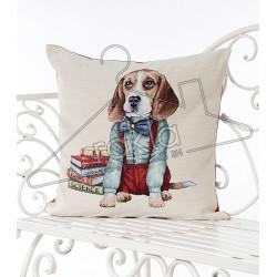 Испанска декоративна възглавница с цип - БИГЪЛ от StyleZone