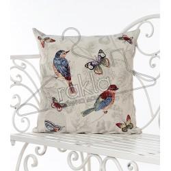 Испанска декоративна възглавница с цип - ПРОЛЕТ от StyleZone