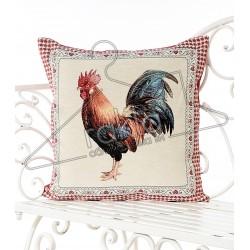 Испанска декоративна калъфка за възглавница с цип - ГАЛУС от StyleZone