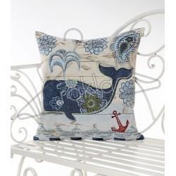 Испанска декоративна калъфка за възглавница с цип - КИТ от StyleZone