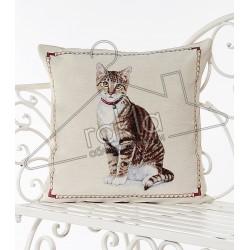 Испанска декоративна калъфка за възглавница с цип - КОТЕ от StyleZone