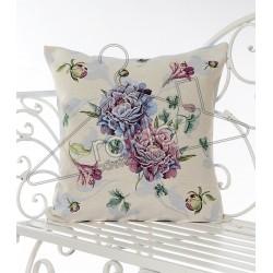 Испанска декоративна калъфка за възглавница с цип - НЕЖНОСТ от StyleZone