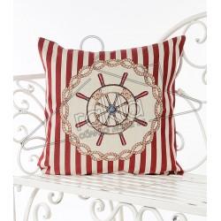 Испанска декоративна калъфка за възглавница с цип - РУЛ ЧЕРВЕНО от StyleZone