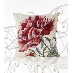 Испанска декоративна калъфка за възглавница с цип - ЦВЕТЕ от StyleZone