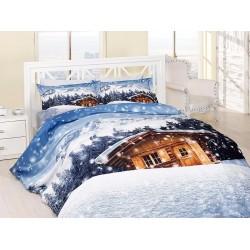 3D Спално Бельо Памучен Сатен - FRESH от StyleZone
