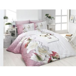 3D Спално Бельо Памучен Сатен - CARLEY от StyleZone