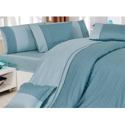 Вип спално бельо от висококачествен сатениран памук - PRESTIGE HAWAI от StyleZone