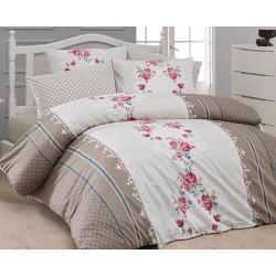 Лимитирана колекция спално бельо от 100% памук - DELFIINA VIZON+KING от StyleZone