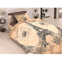Лимитирана колекция спално бельо от 100% памук - ROMANTİCA от StyleZone
