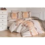 Луксозно спално бельо от 100% сатениран памук - FARAH VIZON от StyleZone