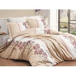 Луксозно спално бельо от 100% сатениран памук - ARNICA от StyleZone