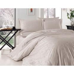 Луксозно спално бельо от 100% памучен сатен - жакард - TRUDY TAS от StyleZone