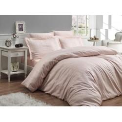 Луксозно спално бельо от 100% памучен сатен - жакард - ATHENA SOMON от StyleZone