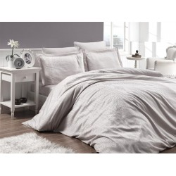Луксозно спално бельо от 100% памучен сатен - жакард - FIONA TAS от StyleZone