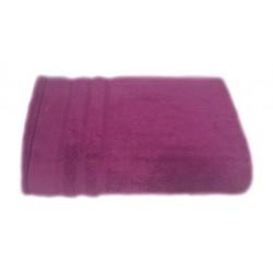 Едноцветна хавлиена кърпа МИКРОПАМУК - ЛИЛАВА от StyleZone