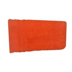 Едноцветна хавлиена кърпа МИКРОПАМУК - ОРАНЖЕВА от StyleZone