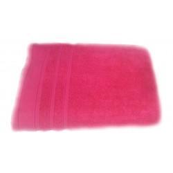 Едноцветна хавлиена кърпа МИКРОПАМУК - РОЗОВА от StyleZone
