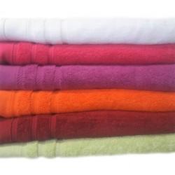 Едноцветна хавлиена кърпа МИКРОПАМУК - ЛАЙМ от StyleZone