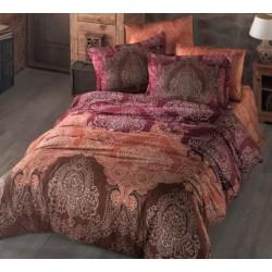 Стилно спално бельо от 100% сатениран памук -  Indaba V2 от StyleZone