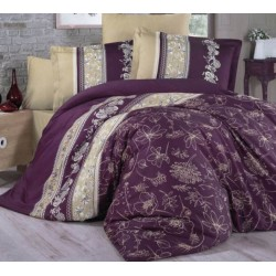 Стилно спално бельо от 100% сатениран памук - Sian V2 от StyleZone