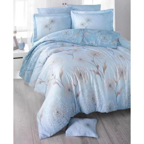 Стилно спално бельо от 100% сатениран памук -  Loop V2 от StyleZone