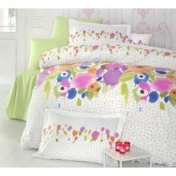 Дизайнерско спално бельо от 100% памук - ранфорс - Lal от StyleZone