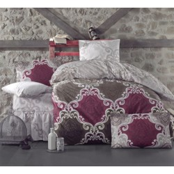 Стилно спално бельо от 100% памук - ранфорс - Casa V1 от StyleZone