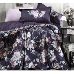 Стилно спално бельо от 100% сатениран памук - Pera V1 от StyleZone