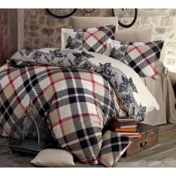 Дизайнерско спално бельо от 100% памук ранфорс - Merlin V1 от StyleZone