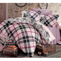 Дизайнерско спално бельо от 100% памук ранфорс - Merlin V2 от StyleZone