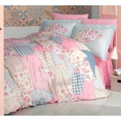 Нежно спално бельо от 100% памук - ранфорс - Mitra V2 от StyleZone