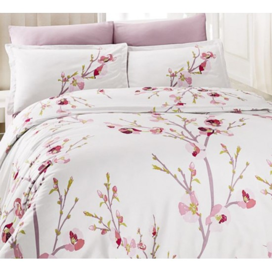Дизайнерско спално бельо от 100% сатениран памук - Pan V1 от StyleZone