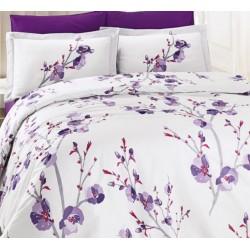 Дизайнерско спално бельо от 100% сатениран памук - Pan V2 от StyleZone
