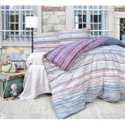 Нежно спално бельо от 100% памук - ранфорс - Agenda V1 от StyleZone