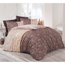 Стилно спално бельо от 100% сатениран памук - Mirace V1 от StyleZone